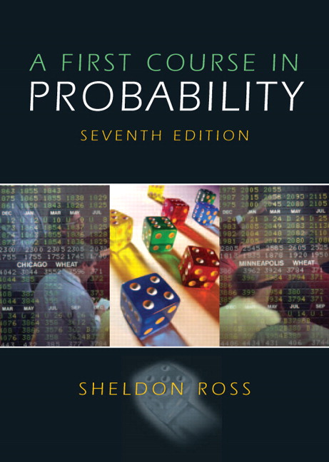 ross first course in probability a pearson rh pearson com