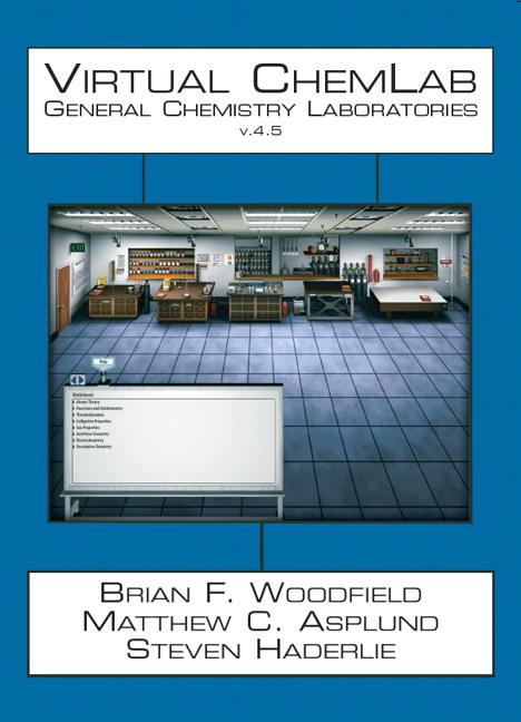 Virtual ChemLab, v4.5, 3rd Edition