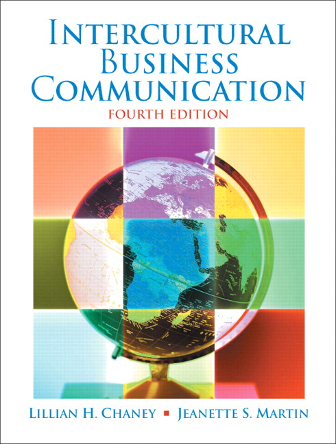 Business Communication Book Cover ~ Chaney martin intercultural business communication