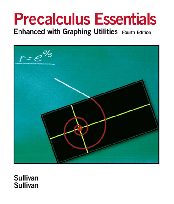 Sullivan & Sullivan,III, Precalculus Essentials: Enhanced with ...