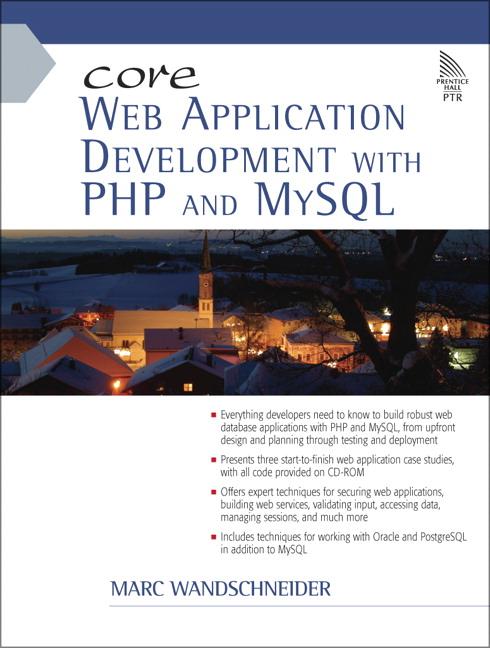 Php Oracle Web Development Pdf
