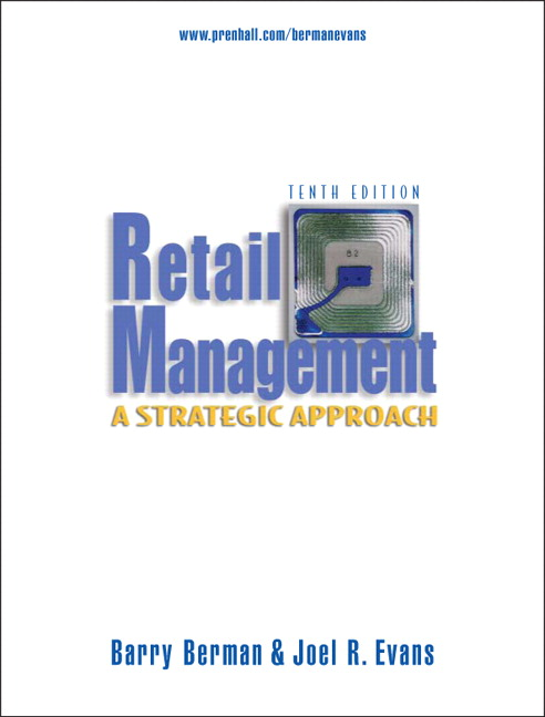 Retailing Management Ebook