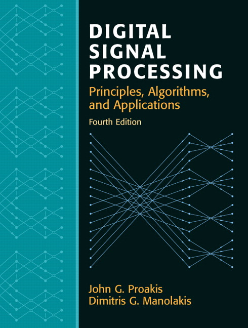 Proakis manolakis digital signal processing 4th edition pearson digital signal processing fandeluxe Image collections