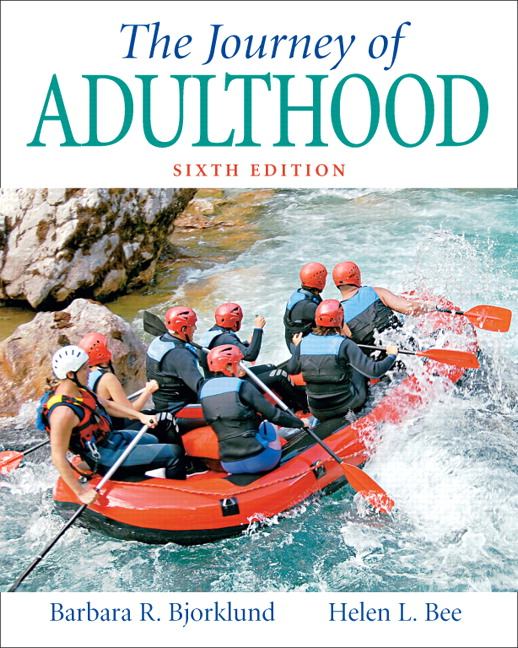 a journey to adulthood Articledetails the journey from a greatly complicating factor in the journey from childhood to adulthood is that there are two quite distinct stages of.