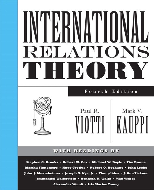 critical theory and international relations A theory of international relations is a set of ideas that explains how the international system works unlike an ideology, a theory of international relations is (at least in principle) backed up with concrete evidence the two major theories of international relations are realism and liberalism.