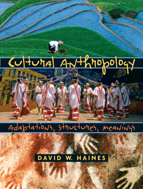 A question about cultural anthropology?