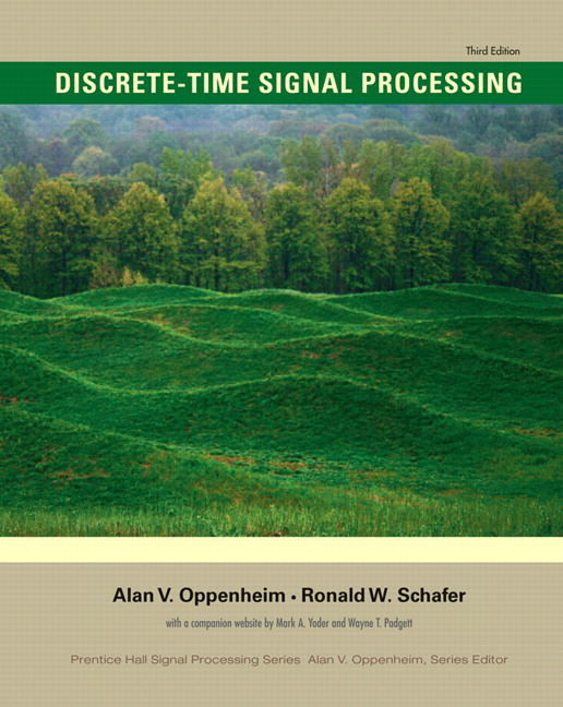 oppenheim schafer discrete time signal processing 3rd edition rh pearson com dsp oppenheim solution manual 3rd edition dsp oppenheim solution manual 3rd edition