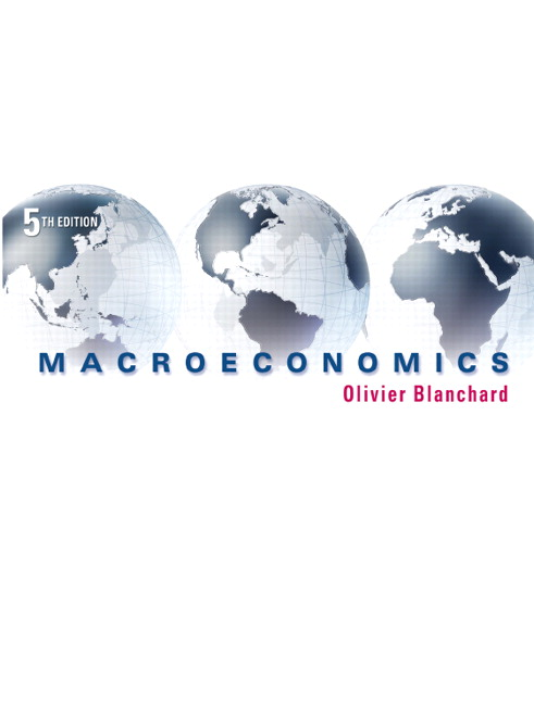 olivier blanchard macroeconomics 5th canadian edition pdf