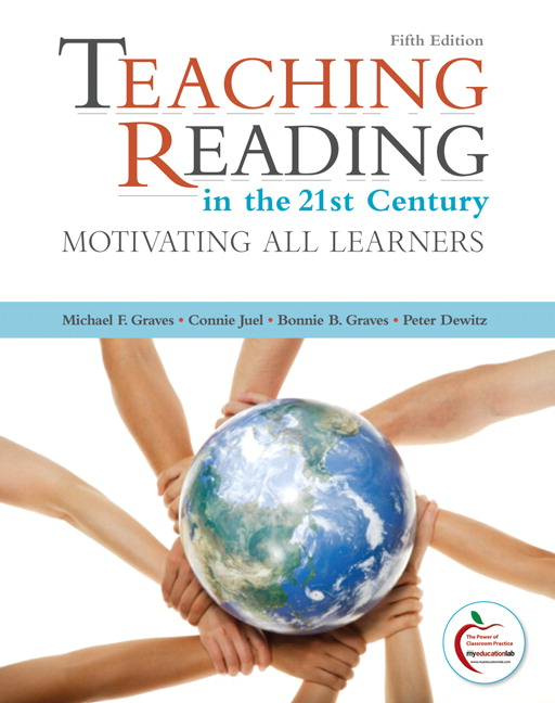 Graves juel graves dewitz teaching reading in the 21st century teaching reading in the 21st century motivating all learners 5th edition fandeluxe Images