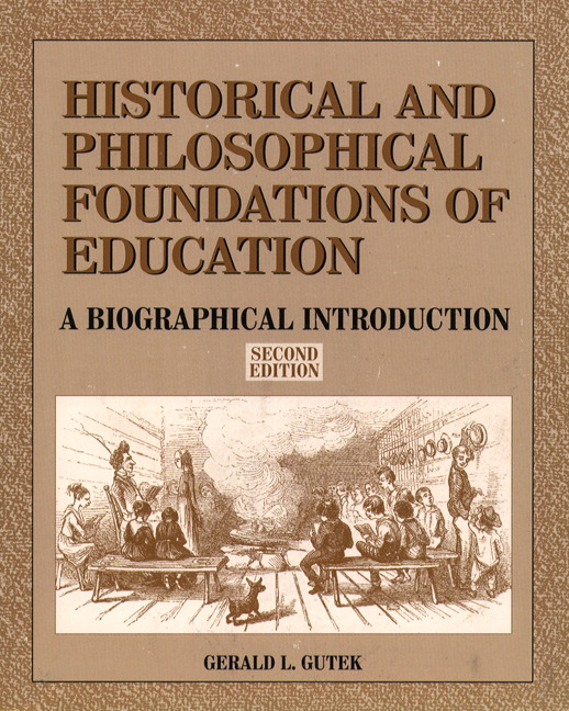 historical and philosophical foundations of the