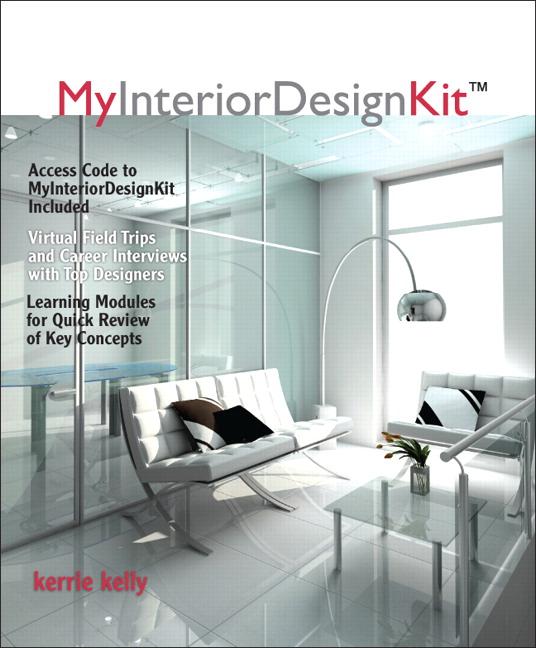 Kelly Companion Book For Myinteriordesignkit Pearson