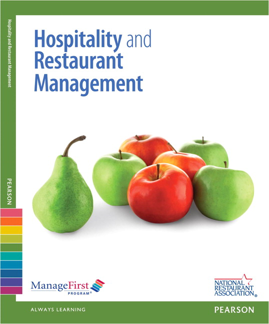 National Restaurant Association, ManageFirst: Hospitality ...