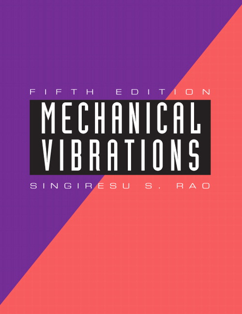 Rao, Mechanical Vibrations | Pearson