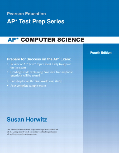 AP Computer Science GridWorld Case Study  GWCS