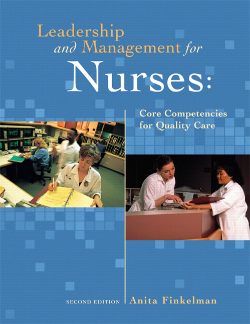Leadership and management in nursing essay