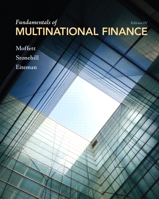 fundamentals of multinational finance Increased the clarity of principles and practices of the fundamentals of multinational finance integrated emerging market content throughout, highlighting the promise and challenges of financial management in a global marketplace where the future likely rests with these countries and cultures.