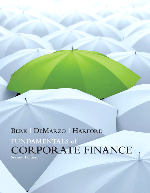 mini case fundamentals of corporate finance Fundamentals of corporate finance 8th edition - ross westerfield  chapter  8stock valuationnew minicase: stock valuation at ragan,.