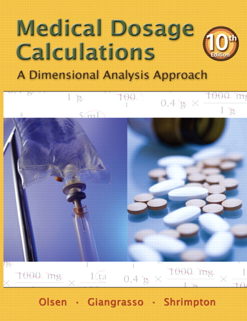 drug calculations online to accompany math for clinical practice user guide and access code