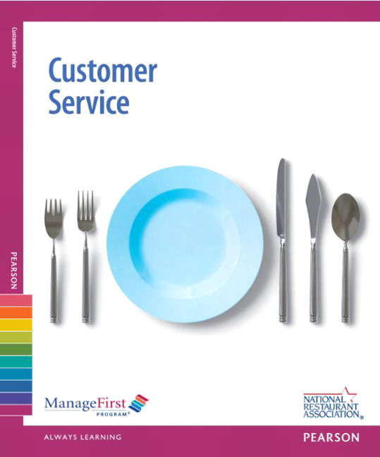 ManageFirst: Customer Service with Answer Sheet