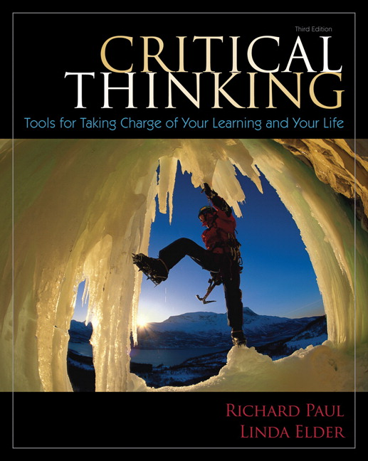 critical thinking answers In this interview for think magazine (april ''92), richard paul provides a quick overview of critical thinking and the issues surrounding it: defining.