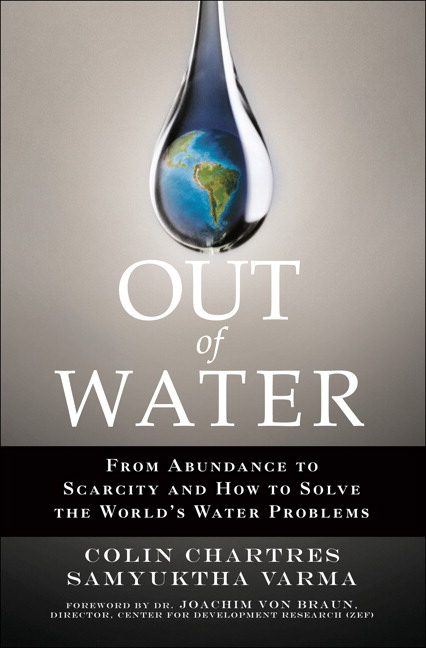 the problem of water scarcity The nature of the problem is revealed by us geological survey figures, which show that the total amount of fresh water on earth comes to about 106m cubic km combined into a single droplet, this.