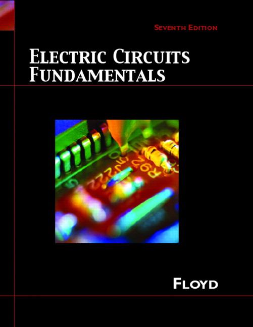 electric circuit fundamentals, 7th edition pearsonelectric circuit fundamentals