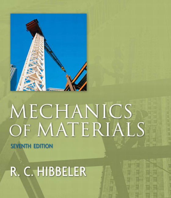 Hibbeler mechanics of materials pearson mechanics of materials 7th edition fandeluxe Choice Image