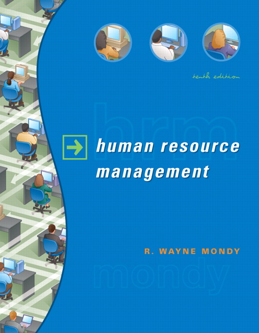 Mondy Human Resource Management Pearson