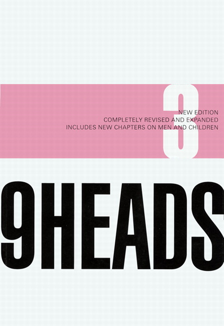 9 heads a guide to drawing fashion 9 Heads - A Guide to Drawing Fashion - Mood Fabrics