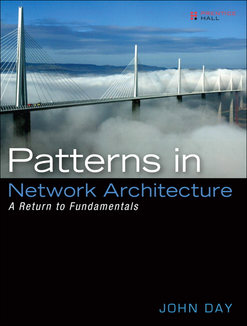 Patterns in Network Architecture: A Return to Fundamentals