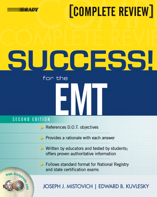 Mistovich & Kuvlesky, SUCCESS! for the EMT-Basic, 2nd Edition