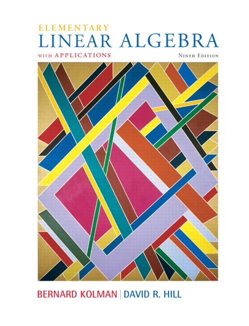 kolman algebra lineal