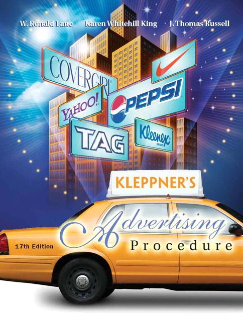 Lane king russell kleppners advertising procedure pearson kleppners advertising procedure fandeluxe Gallery