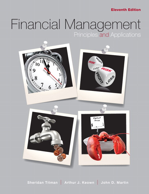 Titman keown financial management principles and applications financial management principles and applications fandeluxe Gallery