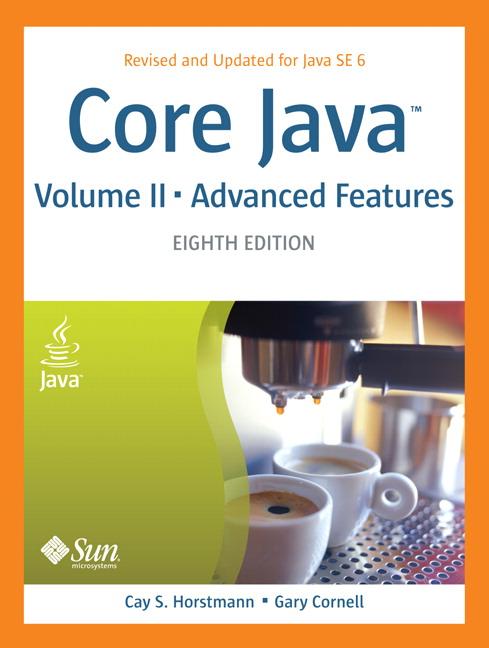 core java vol ii 8th ed 28 tháng mười 2017  ebook core java volume i & ii 10th edition pdf nếu bạn muốn học tốt java thì  tuyệt đối không thể bỏ qua cuốn này thay vì yêu cầu bạn phải.