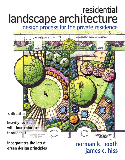 Residential Landscape Architecture Plan Design Process For The Private Residence Edition R And