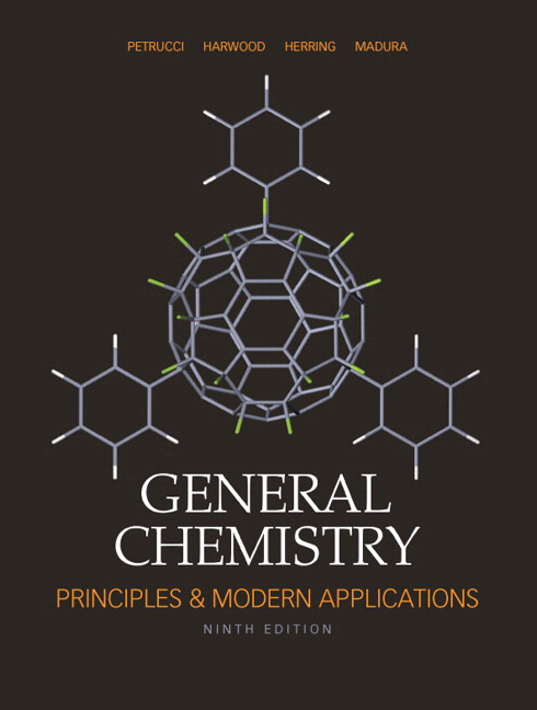 Petrucci harwood herring madura general chemistry principles general chemistry principles and modern application basic media pack 9th edition fandeluxe Image collections