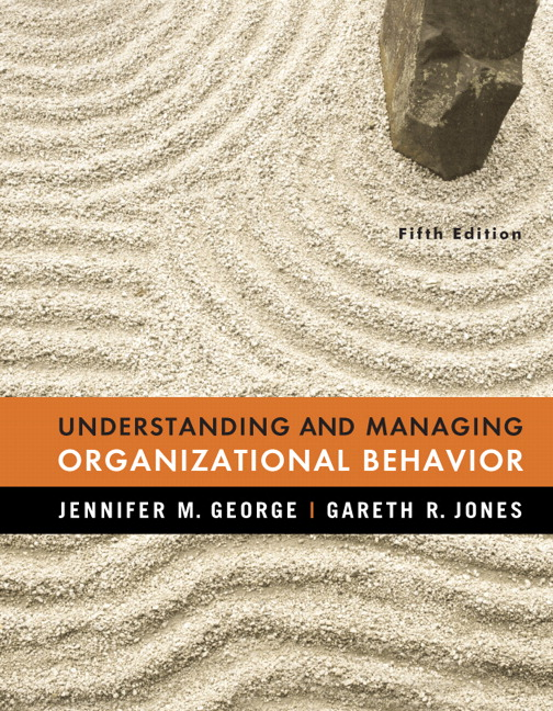 understanding and managing organizational behavior Testgen computerized test bank for understanding and managing organizational behavior for understanding and managing organizational behavior, 6th edition.