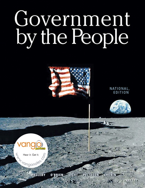 Government by the people, basic version (22nd edition) (government.