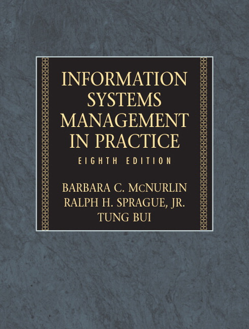 corporate information strategy and management 8th edition pdf download