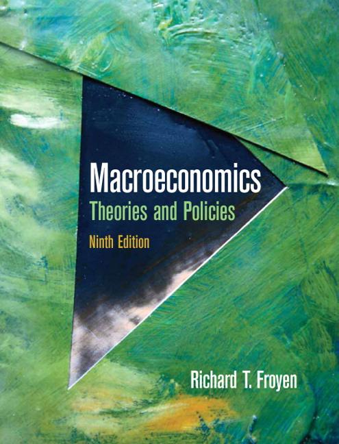 Froyen Macroeconomics Pdf
