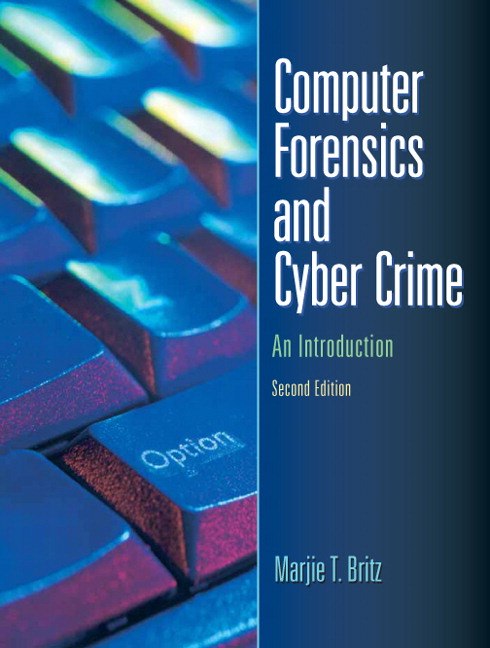 an introduction to computers and crime Computer forensics and cyber crime: an introduction (3rd edition): marjie t britz: 9780132677714: books - amazonca.