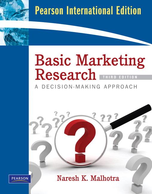BASIC MARKETING RESEARCH & SPSS 16.0 CD PKG: International Edition, 3rd Edition