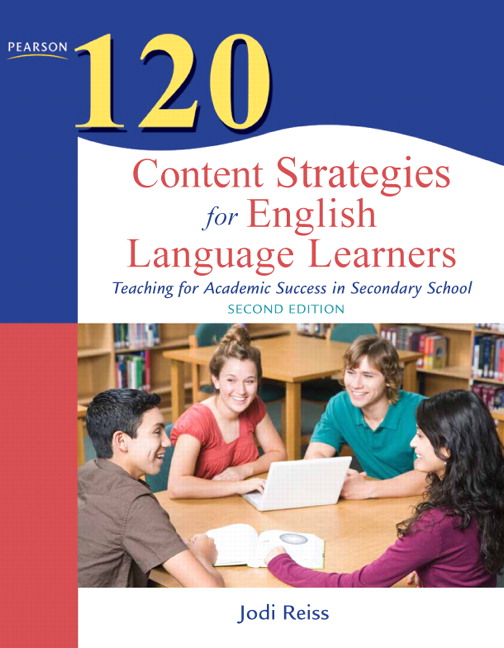 Reiss 120 Content Strategies For English Language Learners