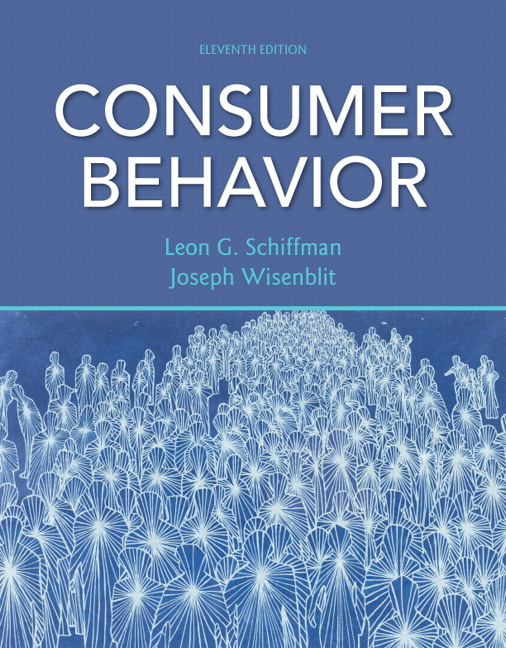 consumer behaviour by schiffman Consumer behaviour,leon gschiffman,9780273736950,marketing,consumer behaviour,pearson,978--2737-3695- (104.