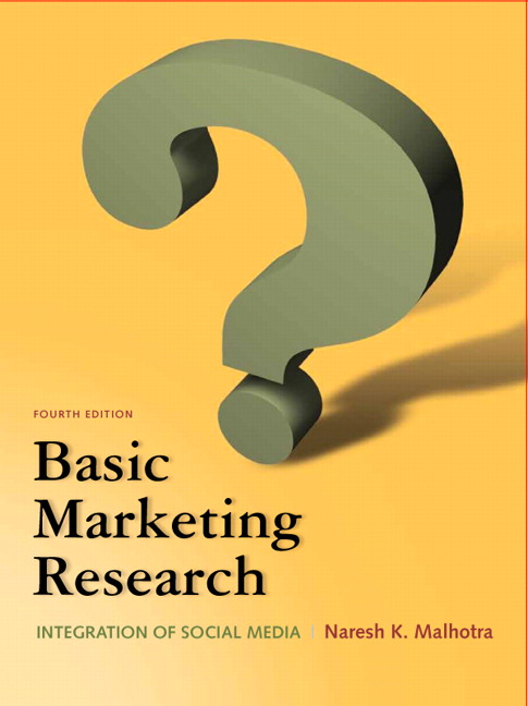 Malhotra basic marketing research 4th edition pearson basic marketing research 4th edition view larger fandeluxe Gallery