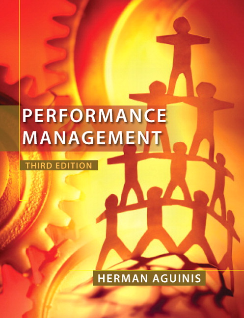 Performance Management, 3rd Edition
