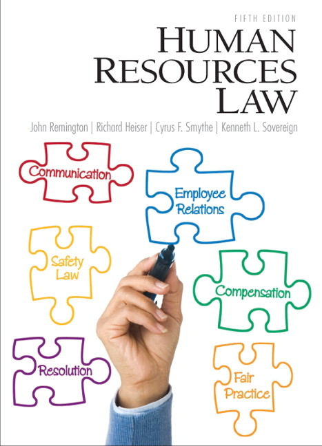 Employee Relations & Human Resources
