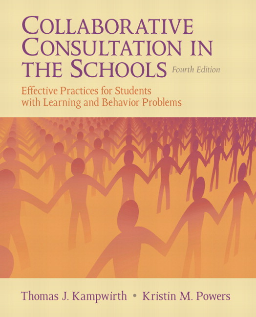 Collaborative Teaching With Students ~ Kampwirth powers collaborative consultation in the