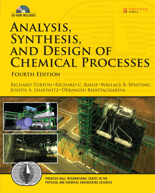 Chemical Engineering Design Textbook